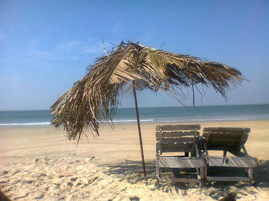 The Goa Village Inn: A perfect place on Utorda beach