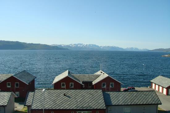 Altafjord Gjestegaard & Spa: View from room