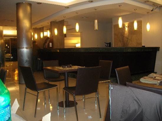 Baron del 1000: hotel