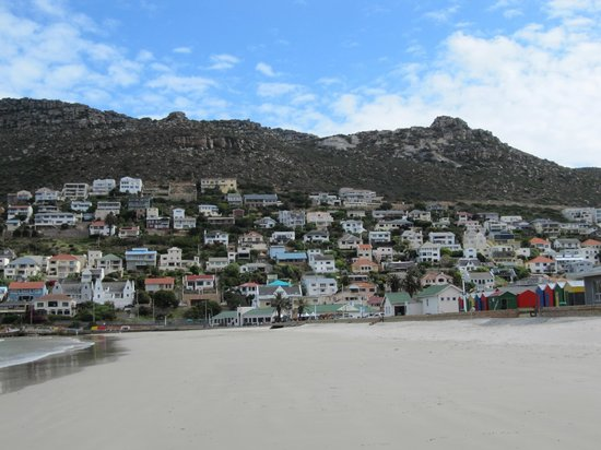 ‪Fish Hoek Beach‬