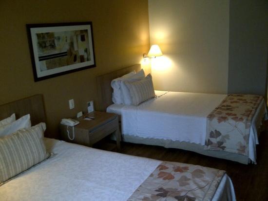 Comfort Suites Flamboyant : Confort Flamboyant
