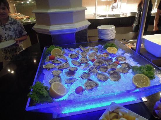 Swakopmund Hotel: На завтрак подавали устриц