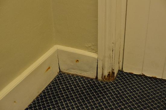 Swakopmund Hotel: номера требуют ремонта