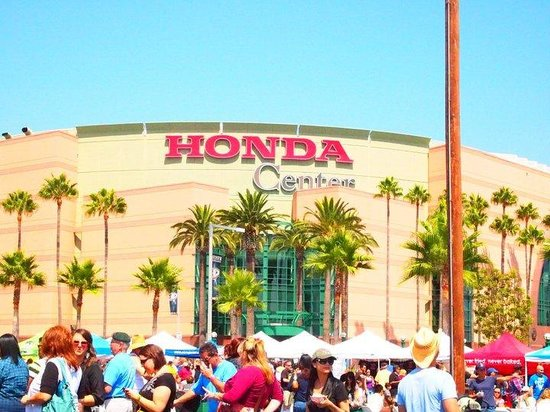 Photo of Tourist Attraction Honda Center at 2695 E Katella Ave, Anaheim, CA 92806, United States