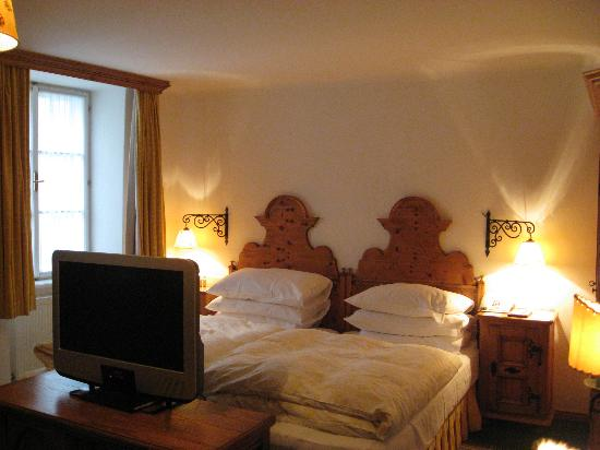 Hotel Goldener Hirsch, a Luxury Collection Hotel, Salzburg : our Exclusive room