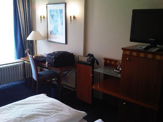 Dorint Parkhotel: Zimmer