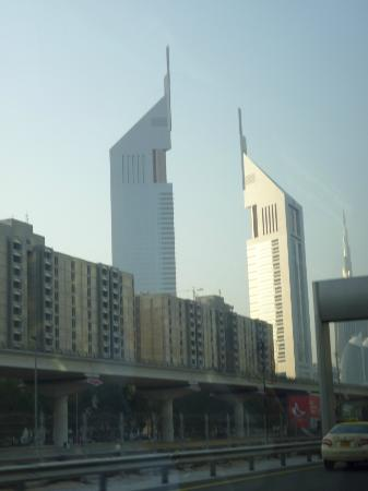 Jumeirah Emirates Towers: The Emirates Towers