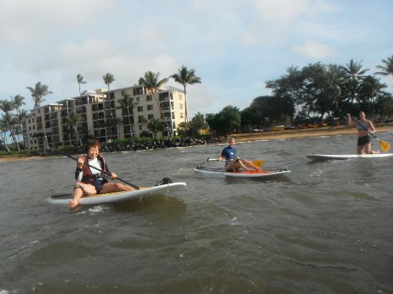 Paia, Χαβάη: Three happy gals!
