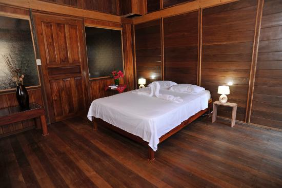 Casa Drake Lodge: Our comfortable rooms