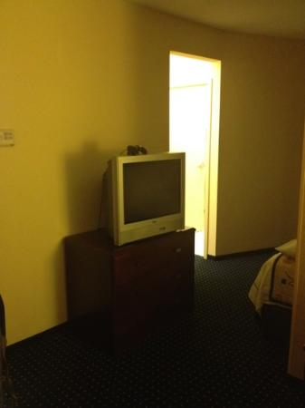 SpringHill Suites Dallas DFW Airport East/Las Colinas Irving: television in room