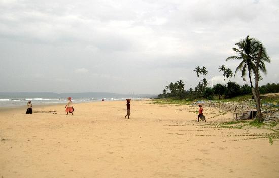 Cavelossim Beach: Goa beach