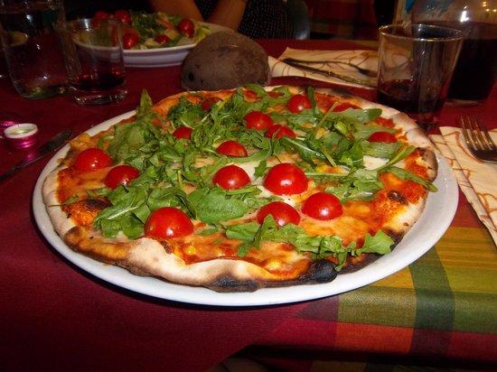 Capena, Italia: La mia pizza preferita