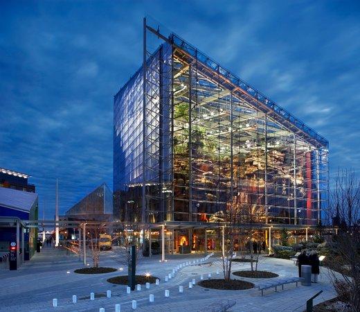National Aquarium Baltimore Picture Of National
