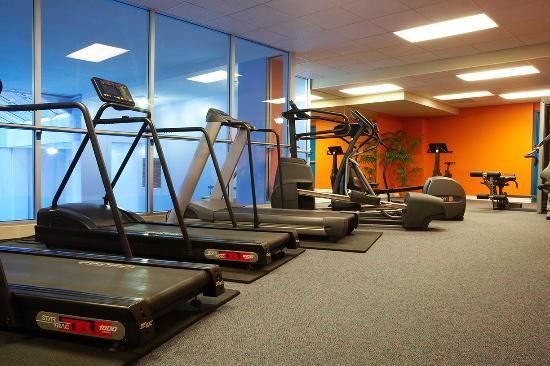 Hotel Indigo Ottawa Downtown: 24 Hour Fitness Centre