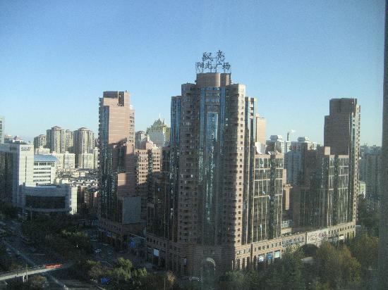 Celebrity International Grand Hotel Beijing: Window view