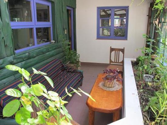 La casona de odile updated 2017 hostel reviews price - Jardin de invierno ...