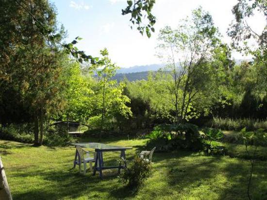 La Casona de Odile: Parque de La Casona
