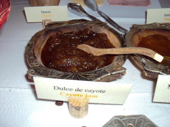 La Merced del Alto: el típico dulce de cayote