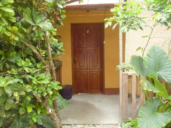 Hotel Sun Breeze: Entrada