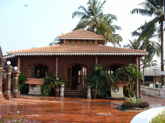 Hotel Goan Heritage: Breakfast room