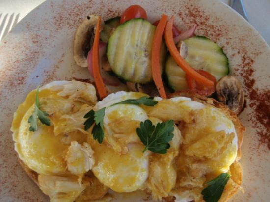 The Inn & Garden Cafe : Cafe Benedict