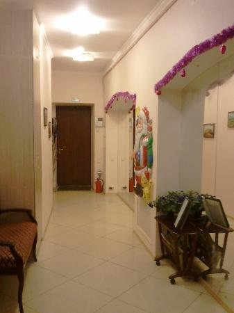 Guest House Nevsky 3: the hall