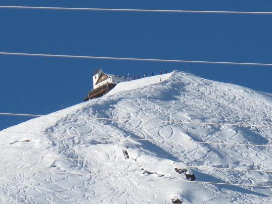 Bergview Haus: Top of the mountain