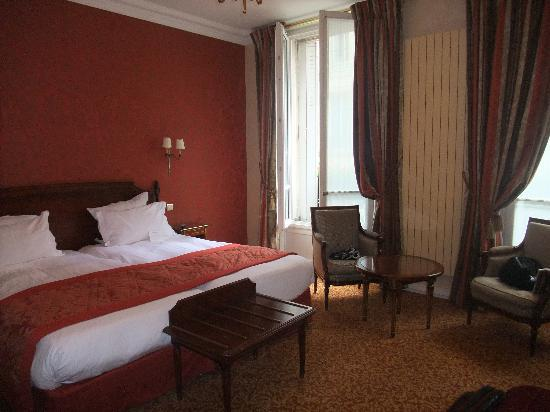 Hotel Mayfair Paris: comfortable and clean rooms