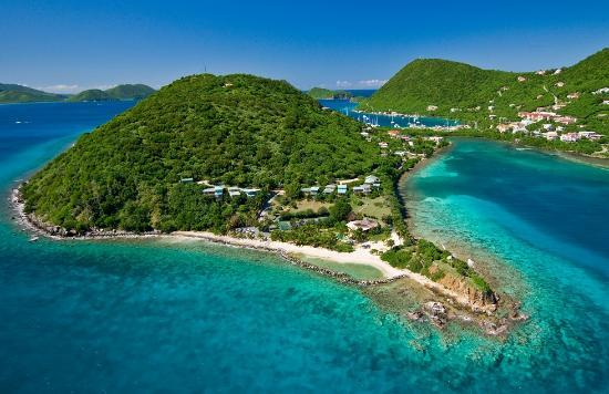 West End, Tortola: Frenchmans Cay Hotel