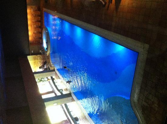SPA VILNIUS Druskininkai: Pool area