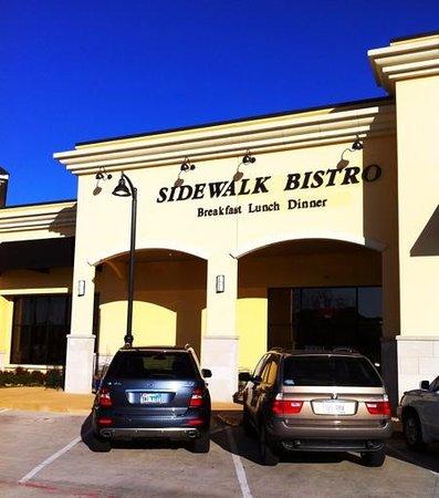 Sidewalk Cafe : Sidewalk Bistro