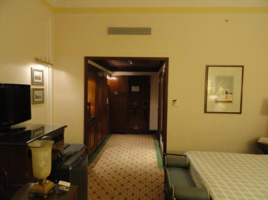 The Oberoi Grand: My room