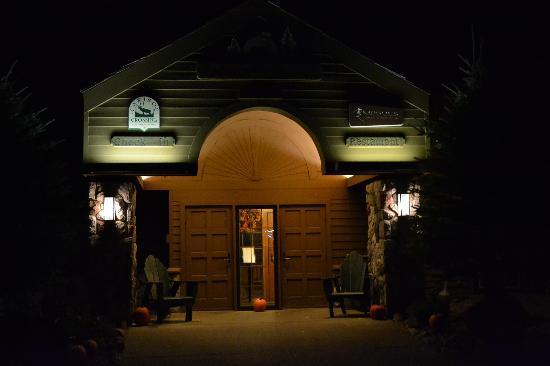 Caribou Highlands Lodge: Moguls