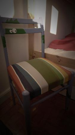 Braga POP Hostel: love the chairs :)