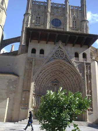 Huesca Cathedral