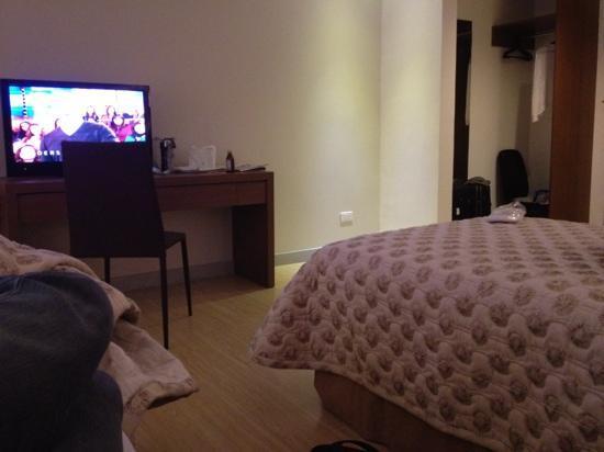 Amigo Terrace Hotel: standard room