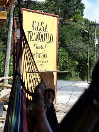Casa Tranquilo Hostel: zzzzzzzzz