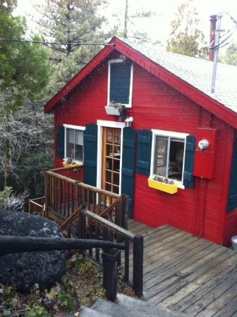 Photo of Strawberry Creek Bunkhouse Idyllwild