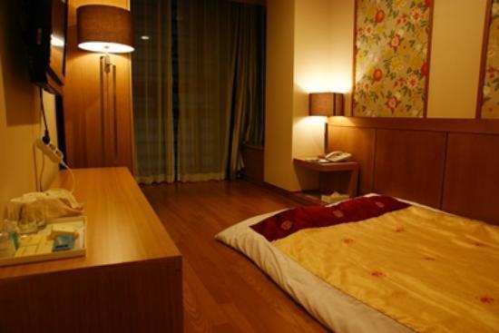 선셋 비지니스 호텔: Standard Ondol