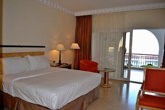Savoy Sharm El Sheikh: Our bedroom was spacious, clean, comfortable.