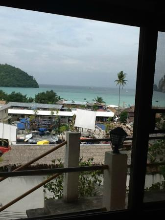 Tara Inn Bungalows: Great View!