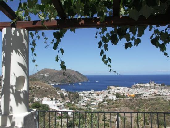 فيلا هيرميس كايس فاكانزا: Vista panorama