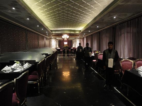 Hotel Swarn Towers: Aurum- The Elite Restaurant