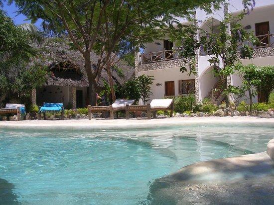 Mvuvi Resort : Mvuvi pool