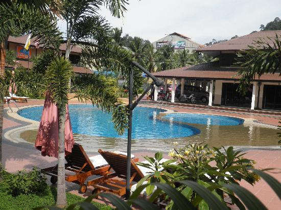 Pangkor Sandy Beach Resort: The resort