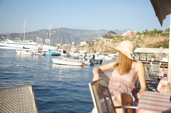 Ristorante Ruccio: relax in terrazza