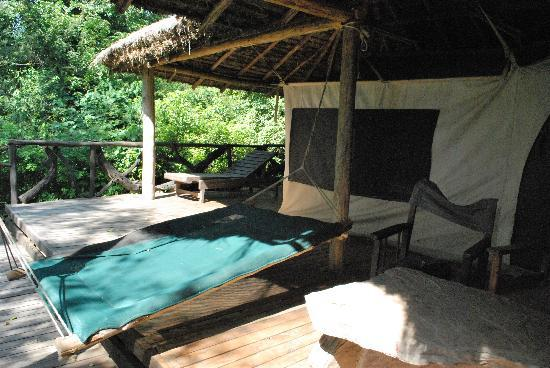 Basecamp Masai Mara: My terrace