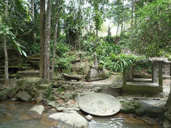 Secret Buddha Garden Picture of Secret Buddha Garden Ko Samui