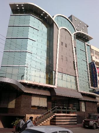 J S Residency: hotel pic