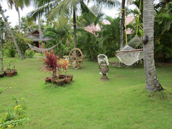 Club Mahindra Kumarakom: Lawn